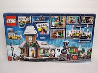 LEGO Creator Expert Winter Village Station 10259 Building Kit (902 Piece) Arlington, 22206