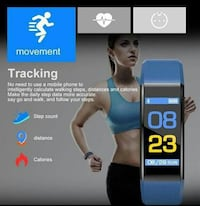 Brand New intelligent bracelet Electronic devices that monitor sleep and heart rate Detroit