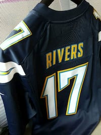 NFL Chargers Jersey Vancouver, V5N 4C2