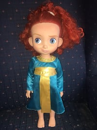 "Disney doll 16"" tall"