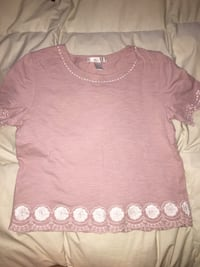 forever 21 cropped top size small Montréal, H1E 3P2