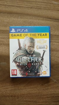 The Witcher 3: Wild Hunt GOTY SIFIR PS4 oyun