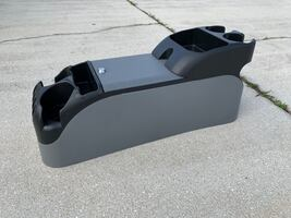 New center console with key