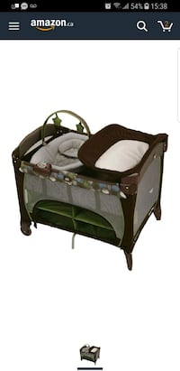 Graco pack and play  Edmonton, T5X 4B1