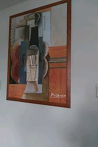 Picasso picture in frame Toronto, M1K 4H7