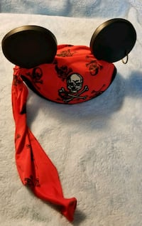 Disney youth Pirate Mickey Ears Los Angeles
