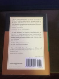 John Maxwell the 21 Indispensable Qualities of A Leader Milwaukee, 53212
