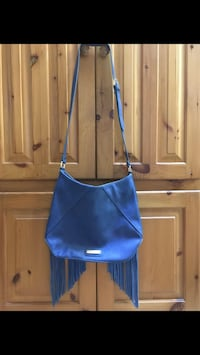 Women's blue and white sling bag Toronto, M4G 1N1
