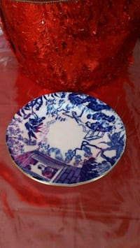 Antique Japanese Plate Calgary, T2Z 3Y5