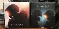 Brand NEW Halo collectors edition controllers