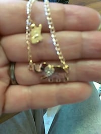 Elephant Necklace Burlington, 52601