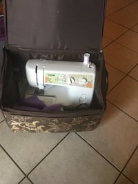 Sewing machine , used maybe 3 times. Plus case , message me for more information thanks Memphis, 38128