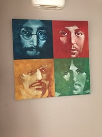 Beatles painting Chattanooga, 37411
