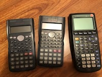 Scientific calculators TI-83, CASIO, BIAOLANG 多伦多, M5S 2Y1