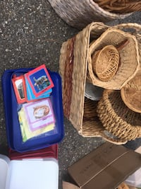 Montessori Classroom Supplies...Baskets, Trays, Educ. Chalkboards, and much more.  Milford, 06460