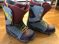 Snowboard boots size 13 North Vancouver, V7R