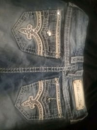 rock revival jeans, size 27/8 like new condition Tulsa, 74127
