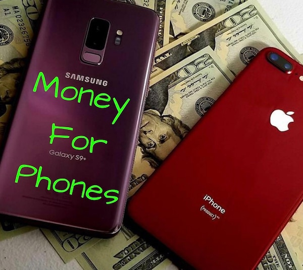 Trade your smartphone for cash
