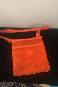 Orange MK purse