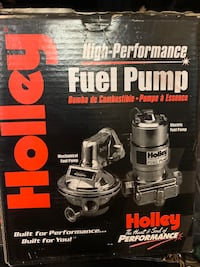 Brand new Holley mechanical fuel pump Front Royal, 22630