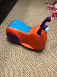 Ride on toy for toddler