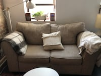 2 seater love sofa and 3 seater sofas both New York, 11222