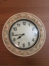 Hand Painted Clock Bethesda, 20814