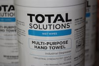 Total Solutions Multi-Purpose Hand Towels x 3 Oakville