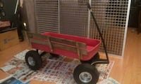 red and black pull along wagon Reno, 89502