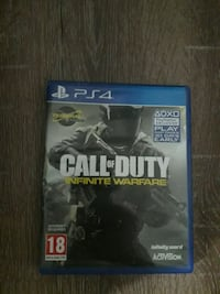 Playstation 4 oyun (call of duty infınıt warfare) Edremit