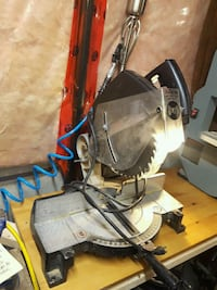 gray and black miter saw London, N6H 0A2