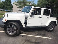 Jeep - Wrangler Unlimited - 2016 Springfield