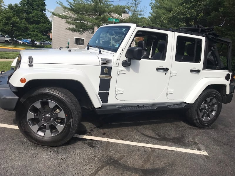 Jeep - Wrangler Unlimited - 2016 0