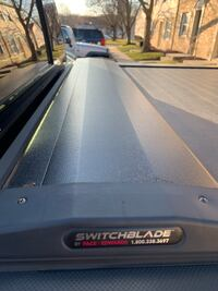 Pace Edward switchblade tonneau cover Severn