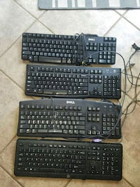 Logitech, Dell and HP computer keyboards Elizabethtown, 17022