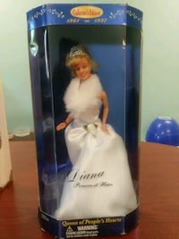 Collectable Princess Diana doll Clearwater, 33765