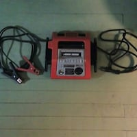 Black and Decker  battery charger and jump start Omaha, 68106