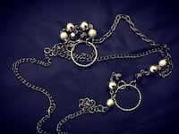 silver chained necklace Ahmedabad, 380007