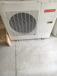 Goodman interior commercial air conditioning unit Niagara Falls, L2G 7T8