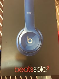 Blue beats solo 2 wired headphones box Harker Heights, 76548