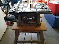 Table saw with stand Las Vegas, 89149