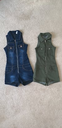 2 VIP Body Suits for $5