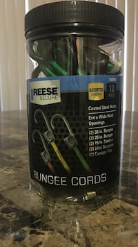 Bungee Cord set (10 pieces) Arlington, 22201