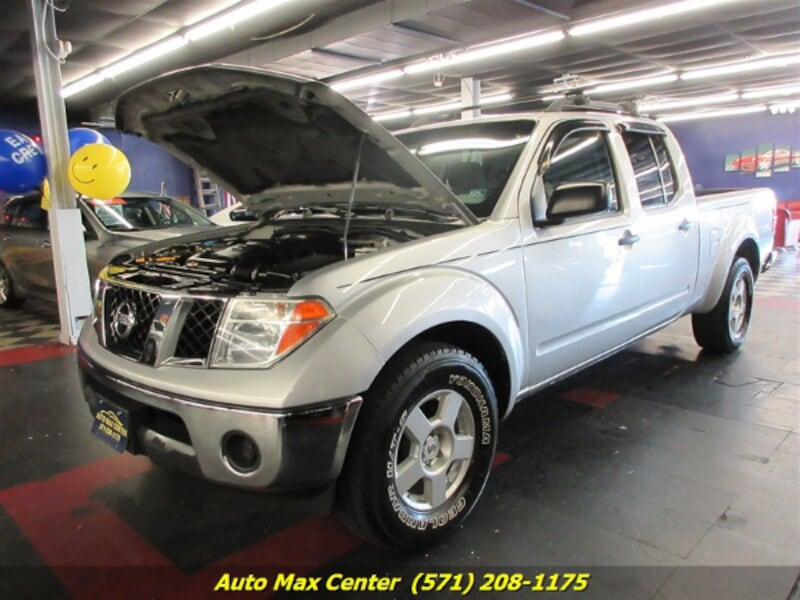 2007 Nissan Frontier SE - Manual Transmission 8