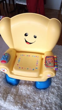 Fisher-Price Laugh & Learn Smart Stages Chair   Toronto, M9A 4M6