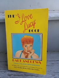 I  love Lucy book Chelsea, 02150
