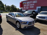 2014 Dodge Charger Detroit