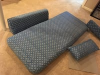 Daybed mattress and cushions Vienna, 22180