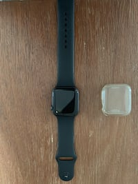 Black series 4 40mm. Like new. Used for 2 months than switched carriers. Comes with wristband charger and screen protector. For Verizon. Staunton, 24401