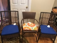 Deck - lawn- patio - boat chairs with cushions Woodbridge, 22191